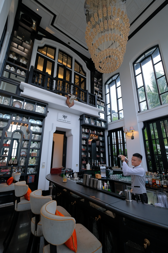 La Maison 1888/峴港/越南/美食推薦/Bill Bensley/水牛酒吧