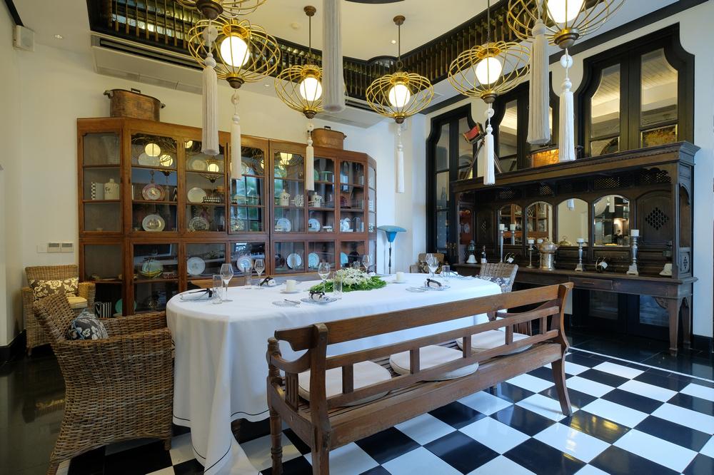 La Maison 1888/峴港/越南/美食推薦/私人用餐包廂/主廚餐桌