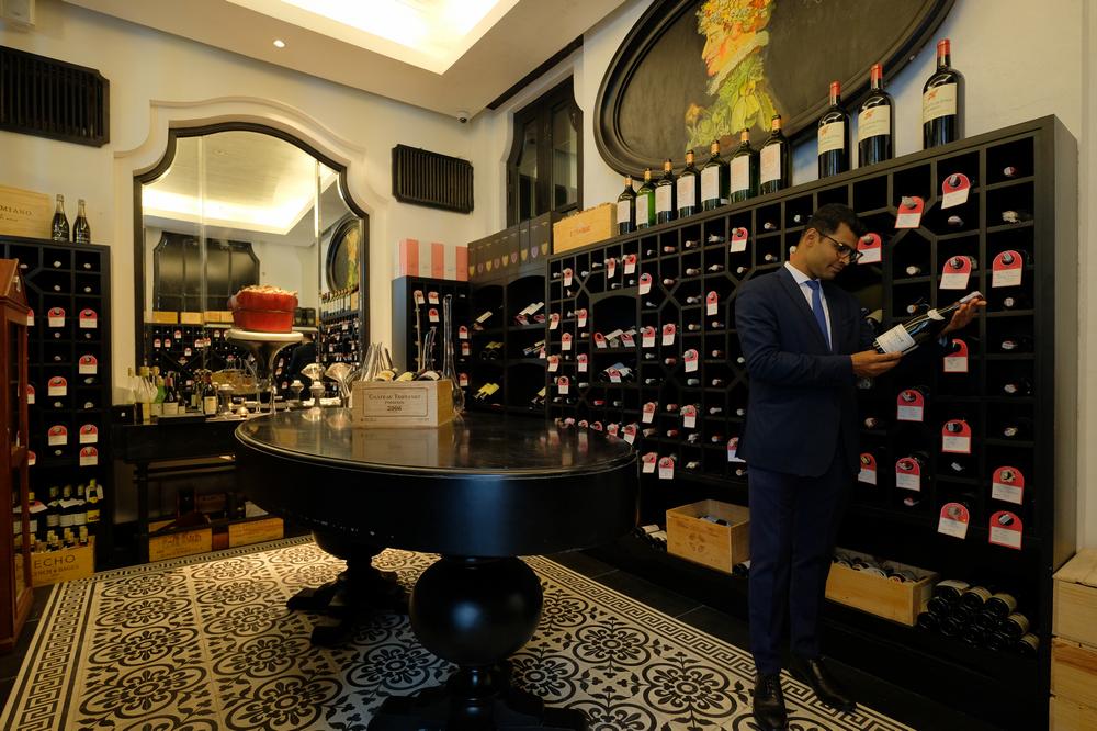 La Maison 1888/峴港/越南/美食推薦/酒窖/葡萄酒