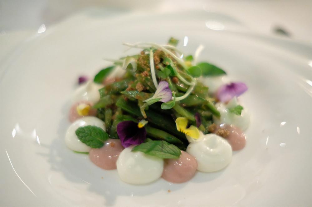 La Maison 1888/峴港/越南/美食推薦/晚間套餐/前菜