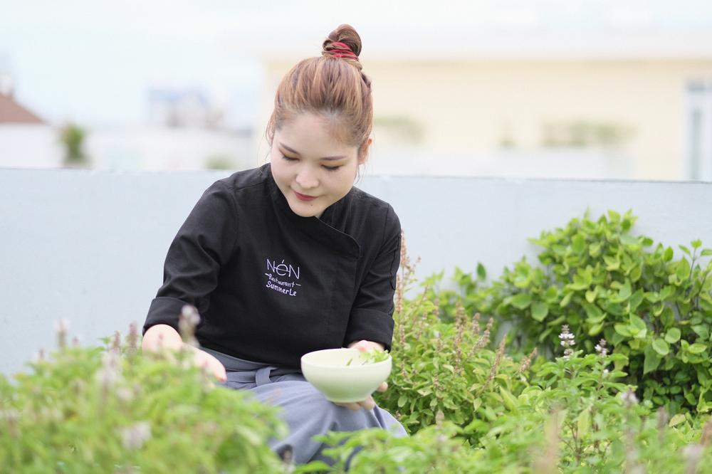 Nén/峴港/越南/美食推薦/當代越南料理/Summer Le/農場到餐桌