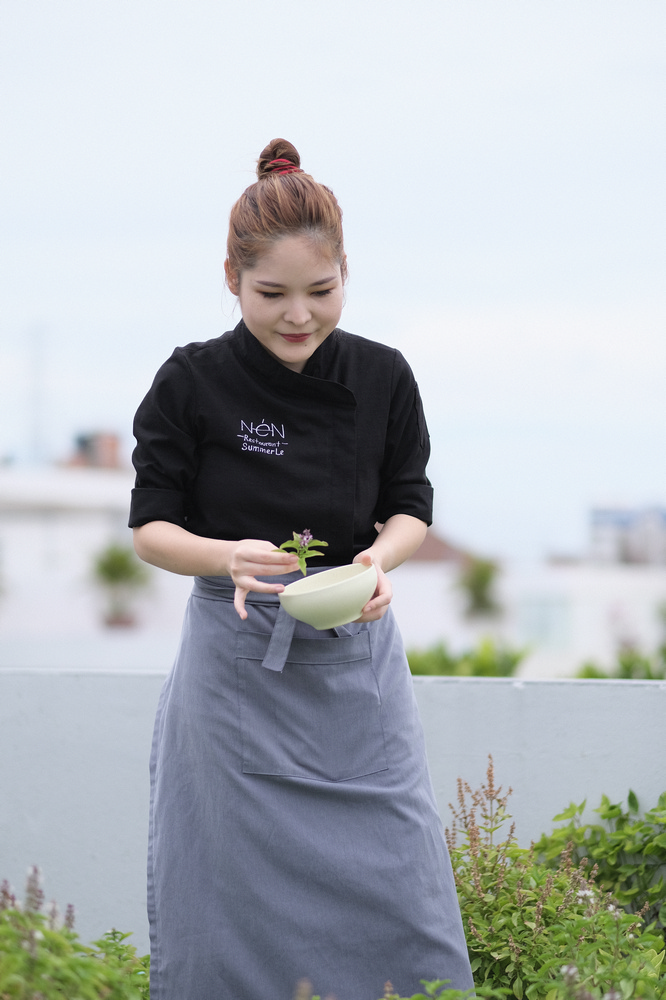 Nén/峴港/越南/美食推薦/當代越南料理/Summer Le/創意料理