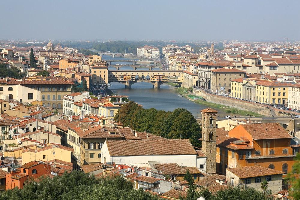 Firenze Marathon/佛羅倫斯/佛羅倫斯馬拉松/米開朗基羅廣場