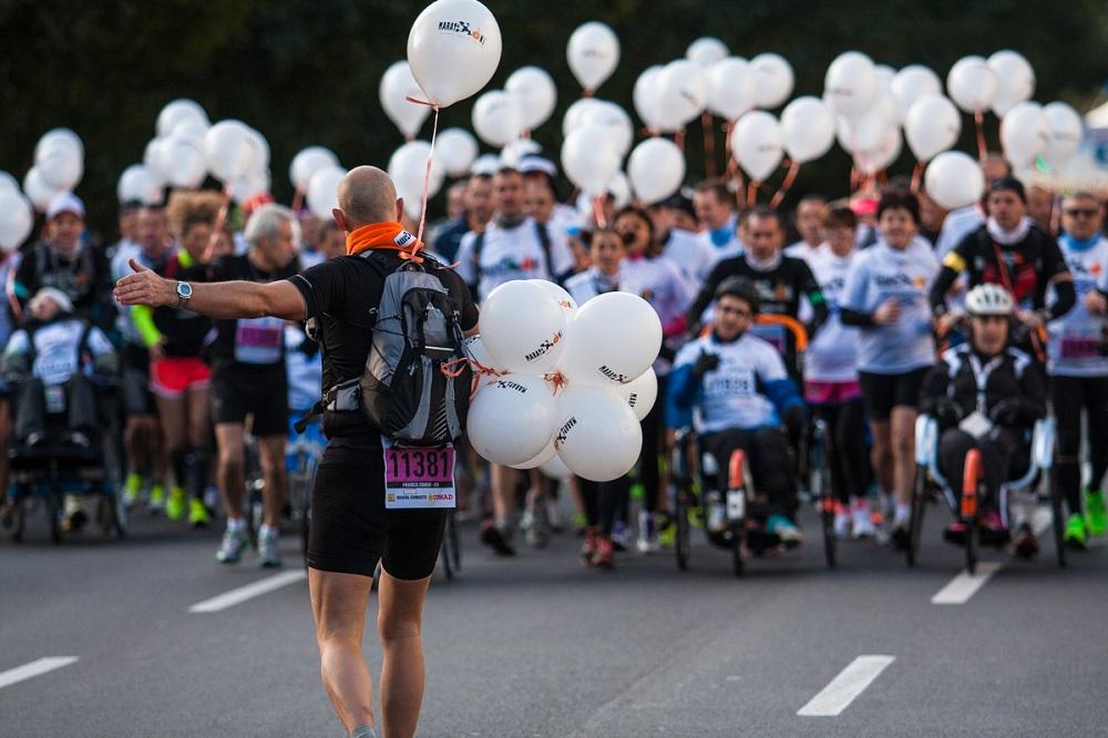 Firenze Marathon/佛羅倫斯/佛羅倫斯馬拉松/全馬/氣球