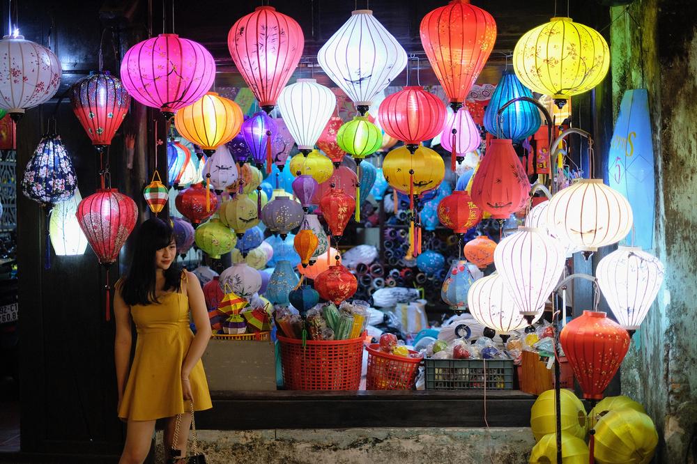 會安古城/會安/越南/旅遊/世界遺產/燈籠