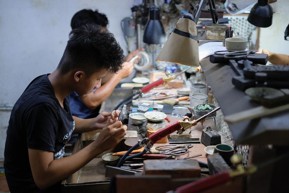 Reaching Out Arts & Crafts/會安/越南/手工藝/會安工藝