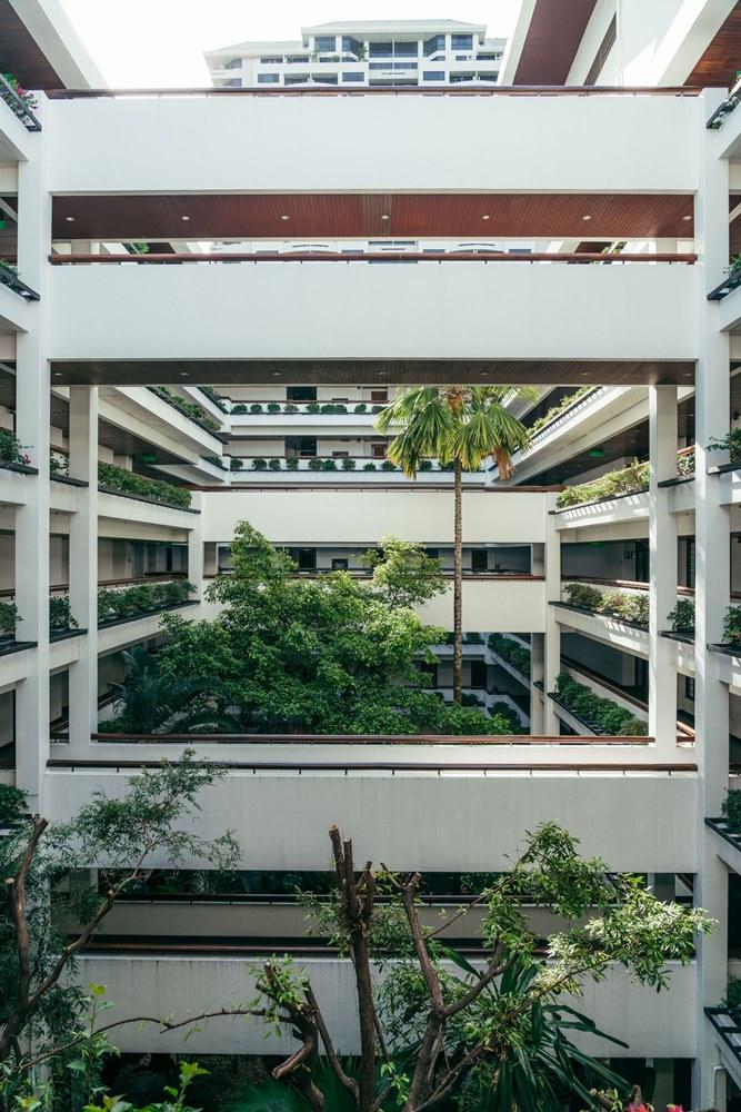 Anantara Siam Bangkok Hotel/泰國/泰國歷史風華/曼谷