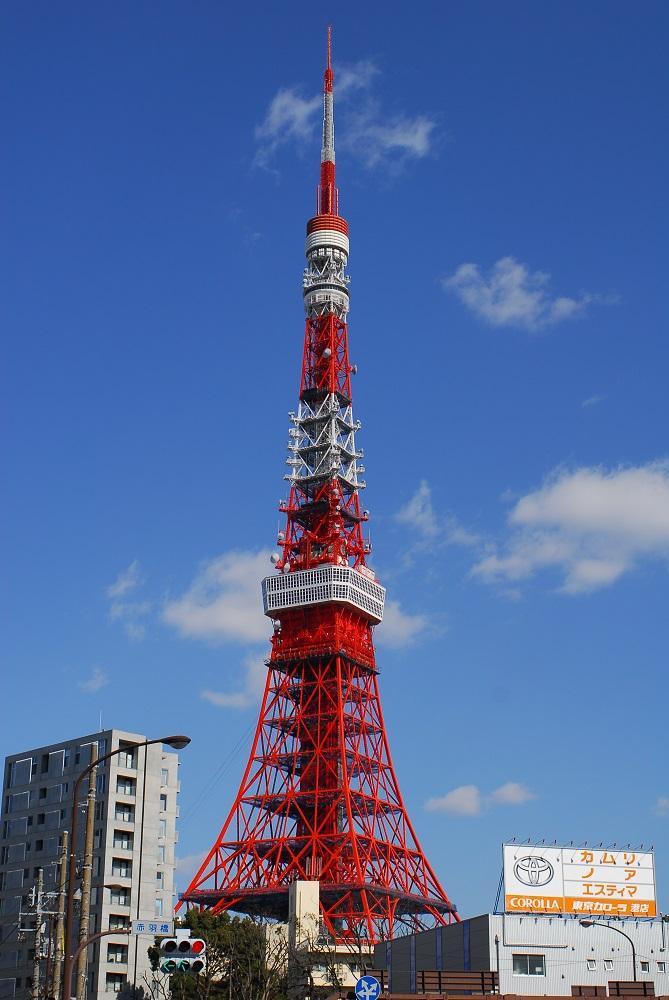 東京馬拉松/東京/日本/世界六大馬拉松/路跑/東京鐵塔