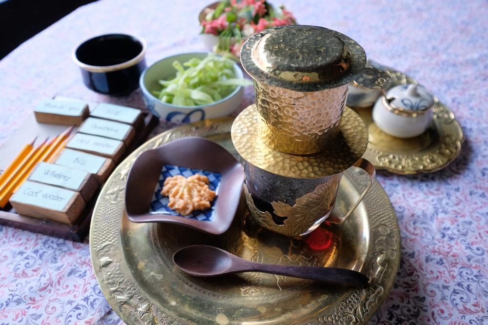 Reaching Out Teahouse/會安/越南/咖啡館/越式咖啡