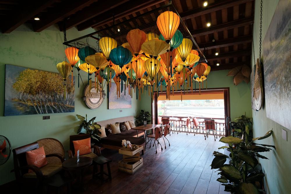 Cocobox/會安/越南/咖啡館/設計空間