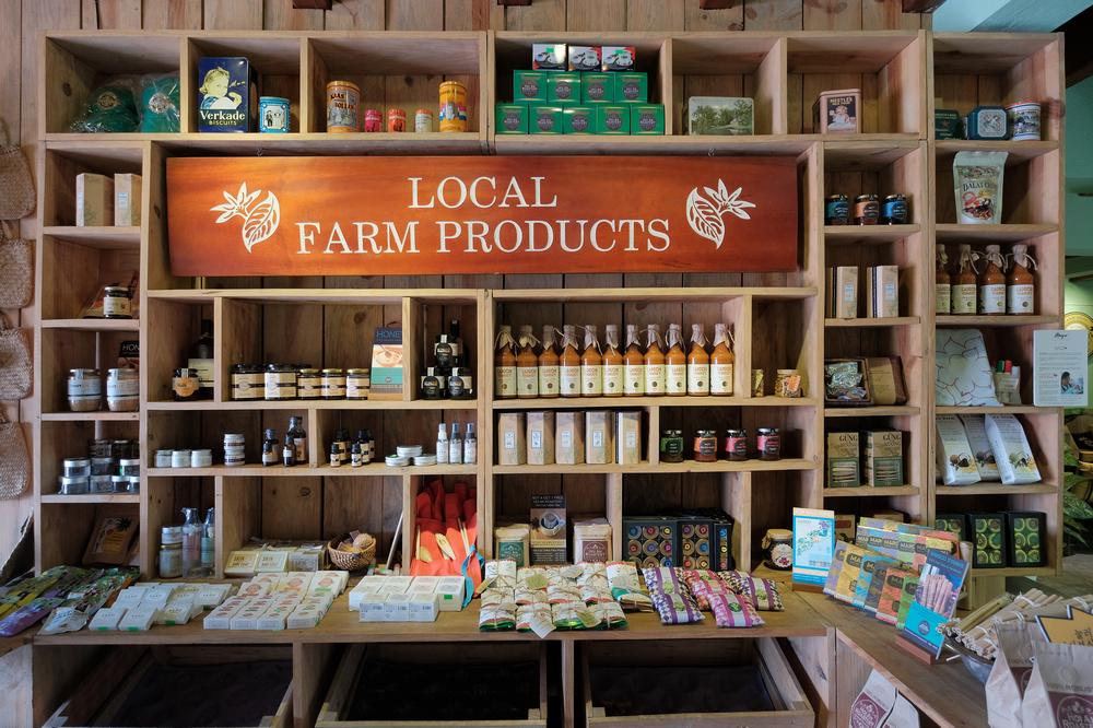 Cocobox/會安/越南/咖啡館/農產品專櫃