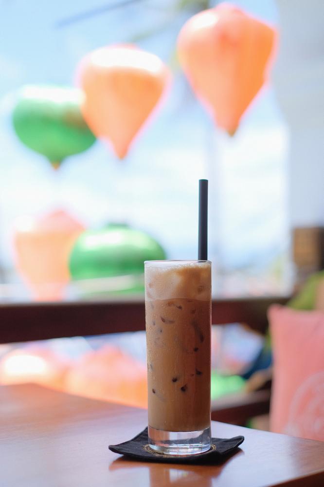Cocobox/會安/越南/咖啡館/越式咖啡