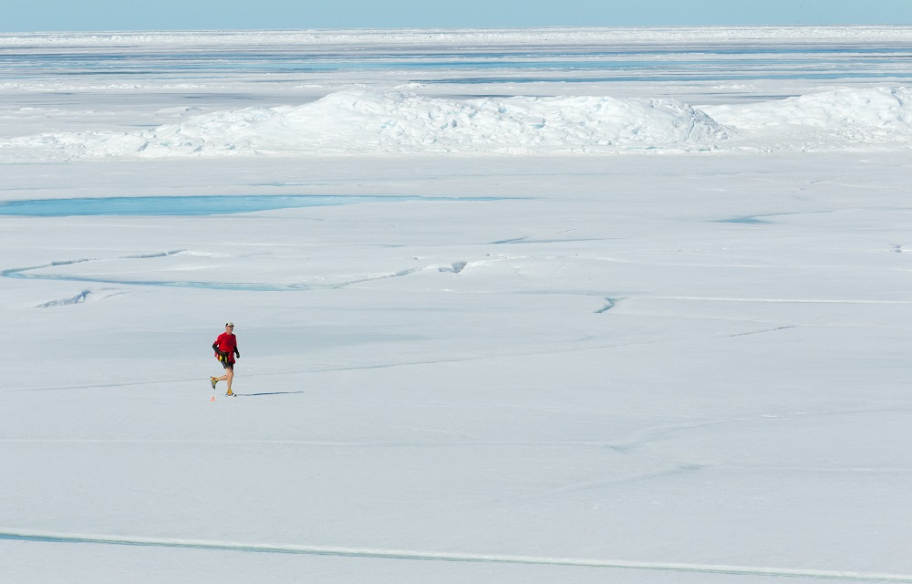 Northwest Passage Marathon/西北航道馬拉松/加拿大/冰天雪地