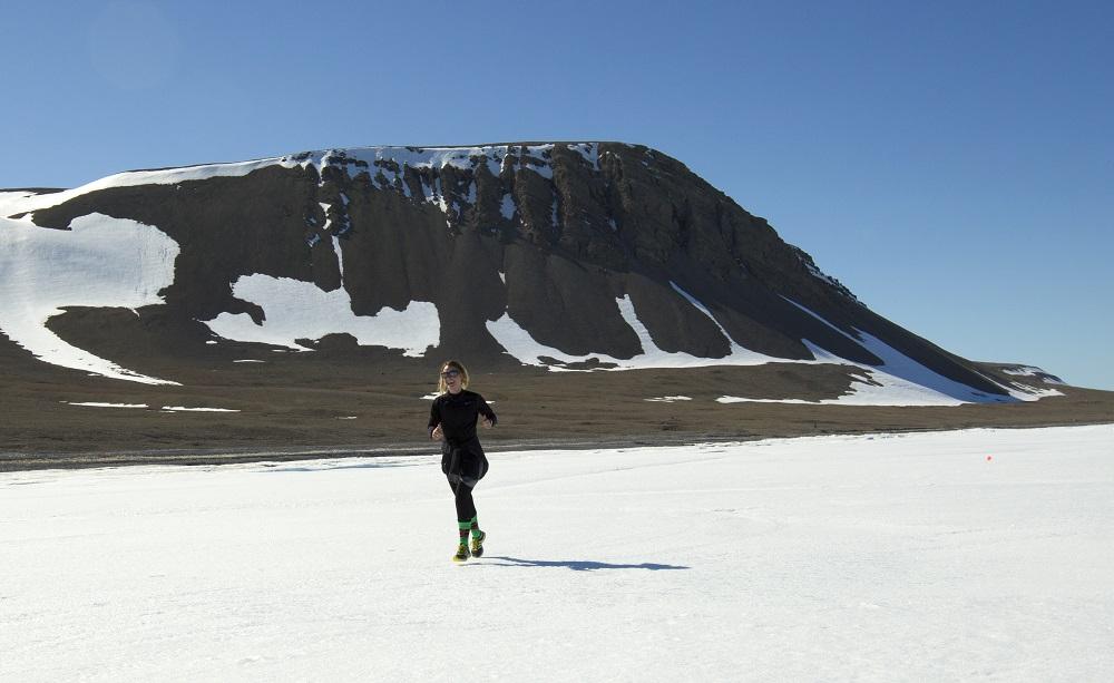 Northwest Passage Marathon/西北航道馬拉松/加拿大/冰原