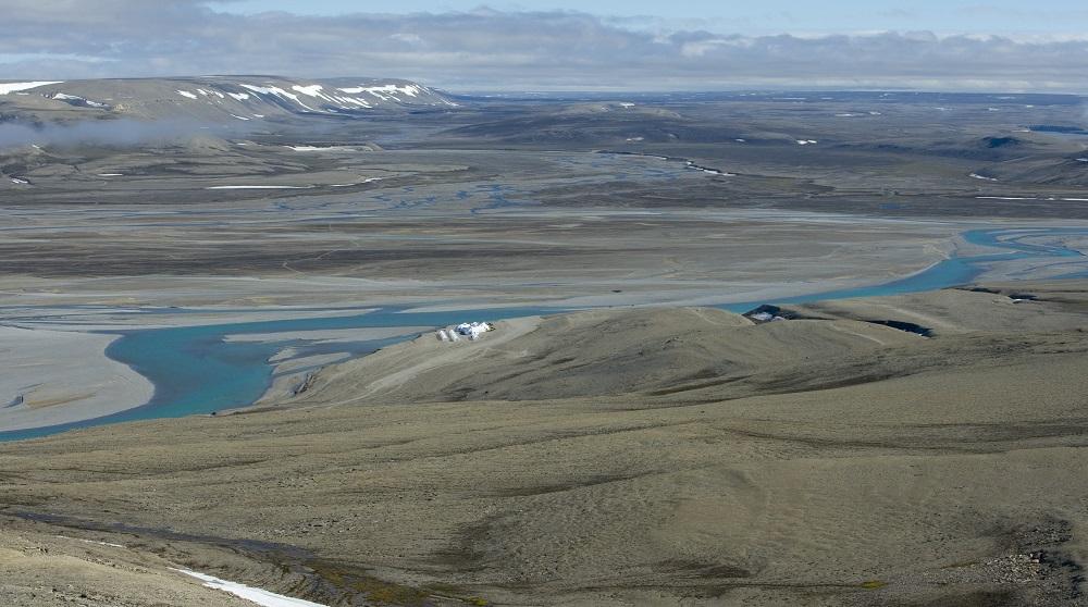 Northwest Passage Marathon/西北航道馬拉松/加拿大/荒蕪