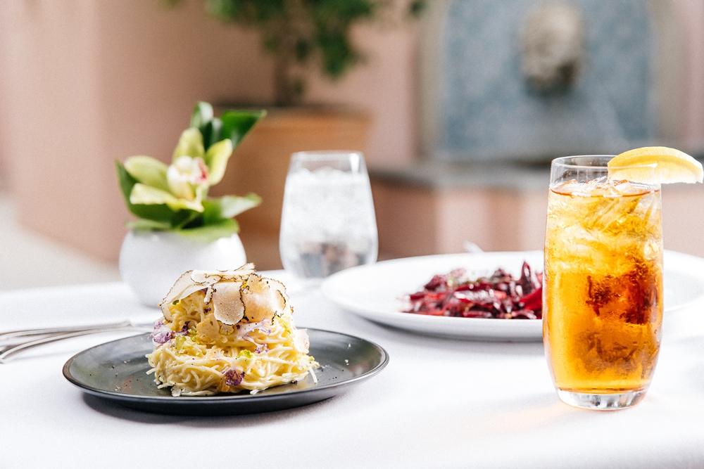 Hotel Bel-Air/洛杉磯/美國/養生體驗/素食餐點