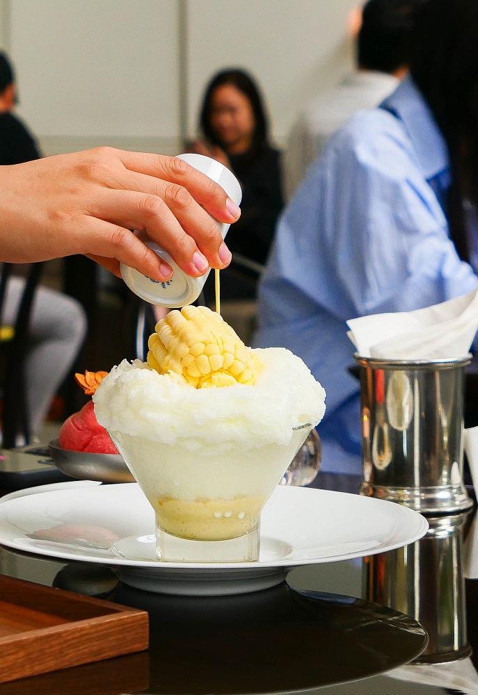 Maison de la Catégorie/韓國/首爾/清潭洞/甜玉米刨冰