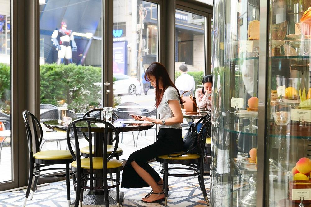 Maison de la Catégorie/首爾/清潭洞/奢華甜點/情侶甜點店