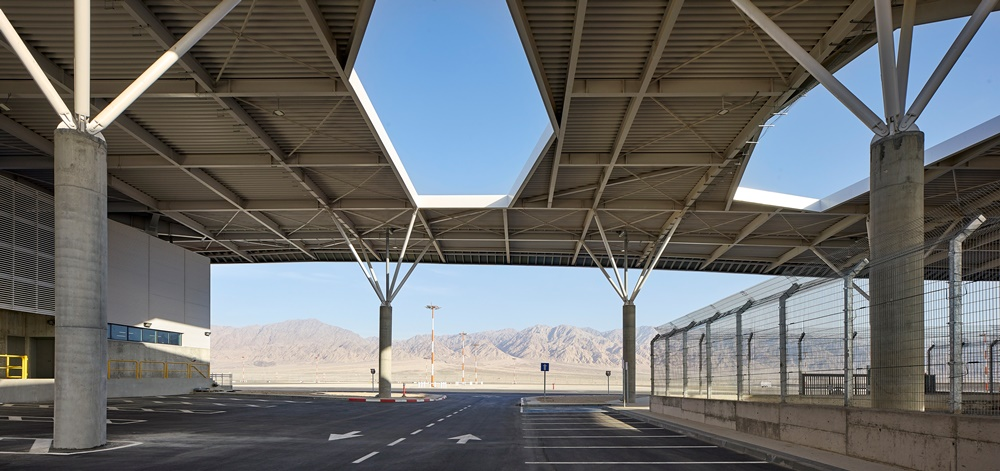 Eilat-Ramon Airport/Ramon International Airport/以色