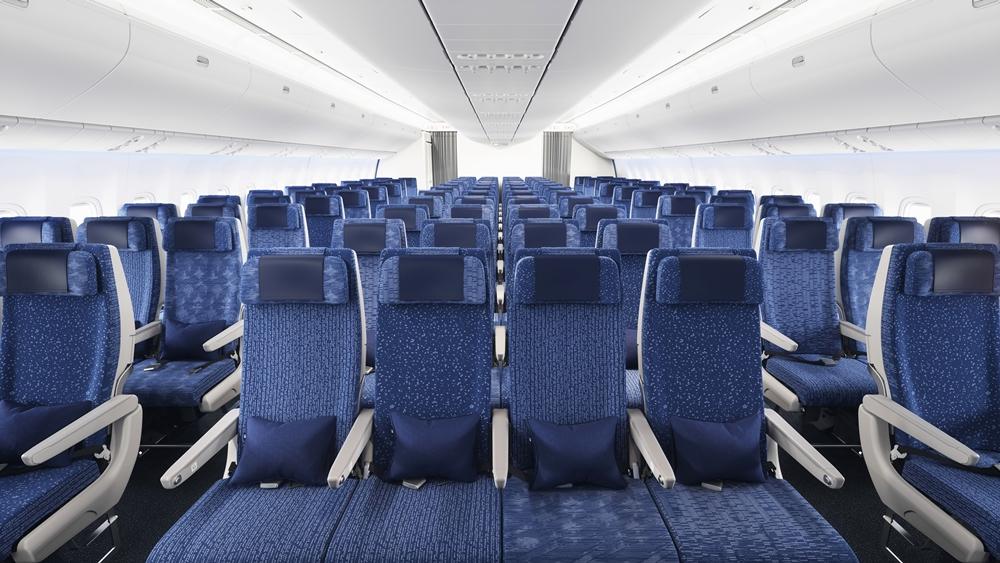 日本航空/日本旅遊/全日空/隈研吾/ANA/波音777