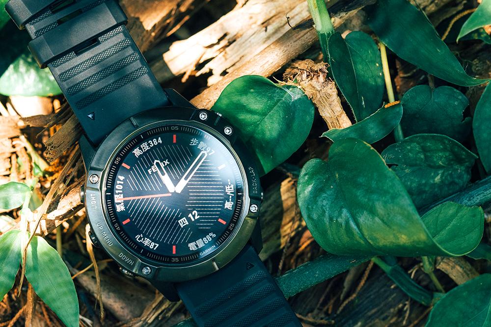 Garmin fenix 6X進階複合式運動GPS腕錶