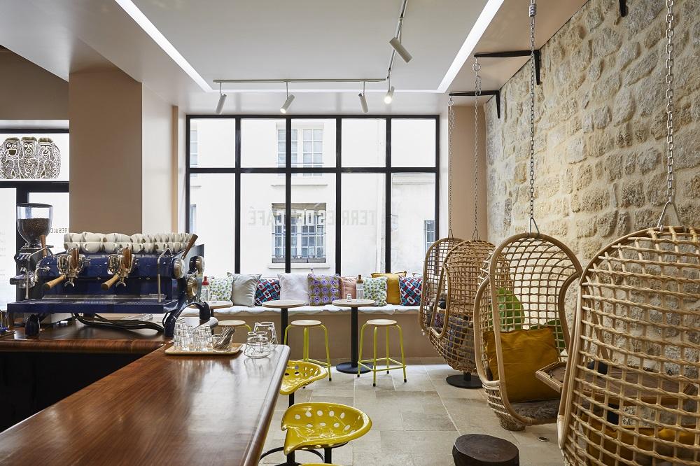 Terres de Café/咖啡館/米其林餐廳/法國最佳烘豆師/巴黎/法國