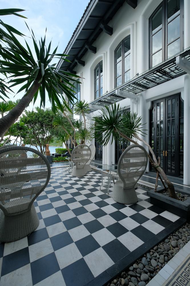 峴港洲際酒店/峴港/越南/旅遊/La Maison 1888/法國餐廳