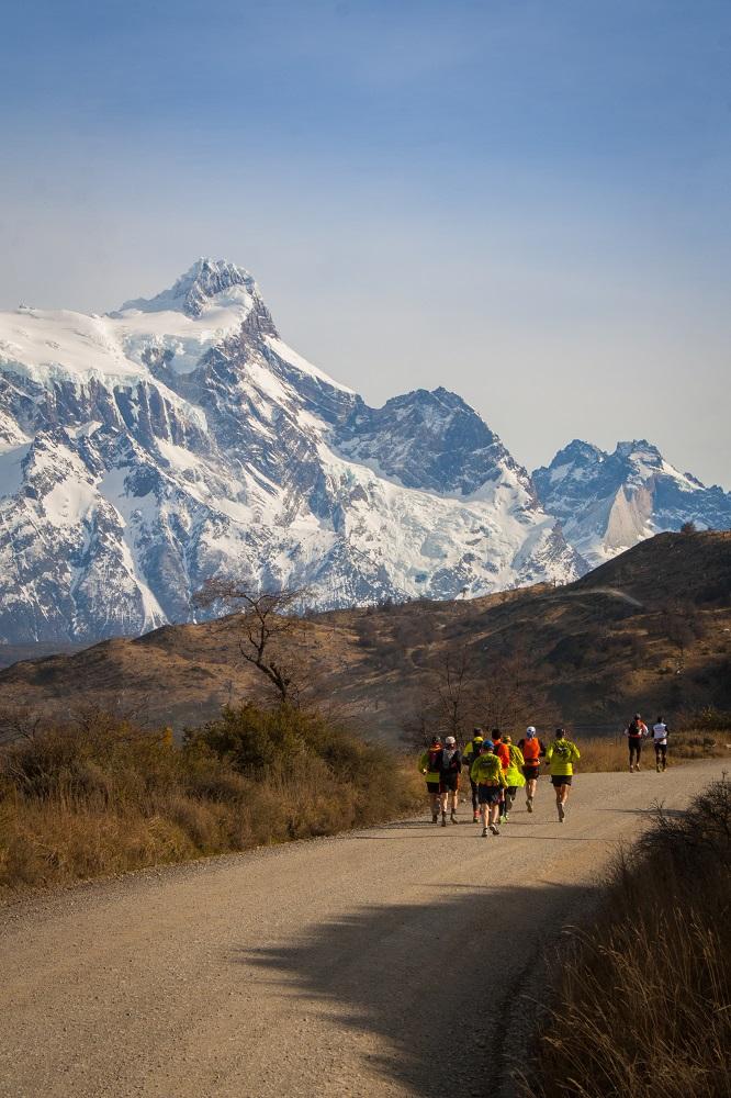 智利巴塔哥尼亞馬拉松/智利/冰河/雪山/NIGSA/社會參與