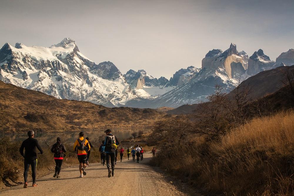 智利巴塔哥尼亞馬拉松/智利/冰河/雪山/NIGSA/永續發展