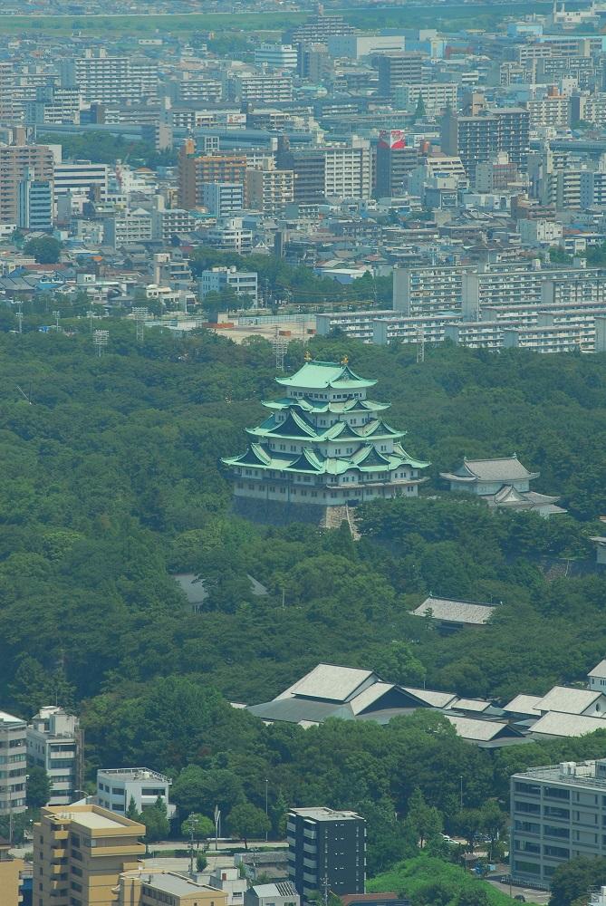 名古屋/日本/名古屋城/日本三大名城/日本100名城