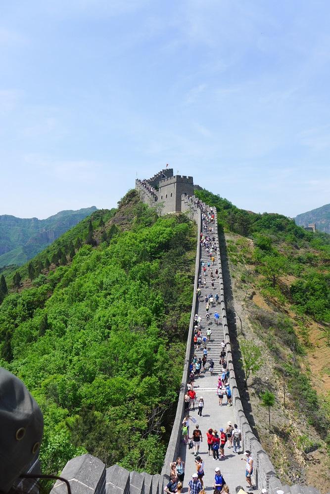 黃崖關萬里長城馬拉松/中國/萬里長城/世界文化遺產/世界之最