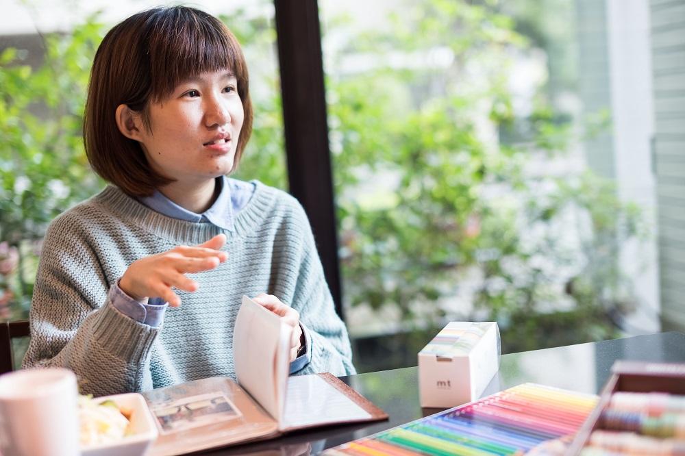 南國孩子Susan/台南/台灣/插畫家/手帳記錄/紙膠帶拼貼達人