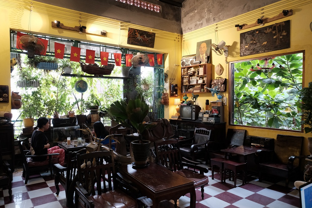 越南/越式咖啡/峴港/懷舊咖啡廳/NAM House