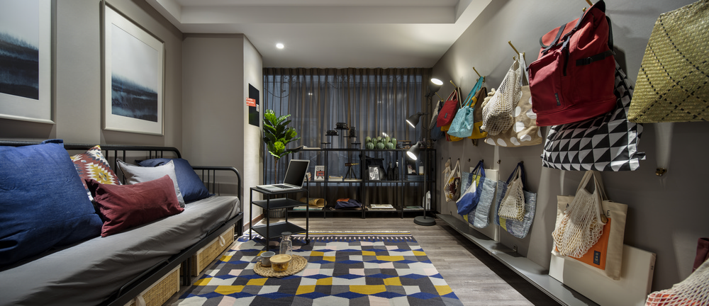 IKEA pop-up hotel/台北/宜家/IKEA/快閃旅宿/收藏家
