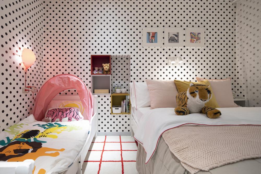 IKEA pop-up hotel/台北/宜家/IKEA/快閃旅宿/一家大小/親子房