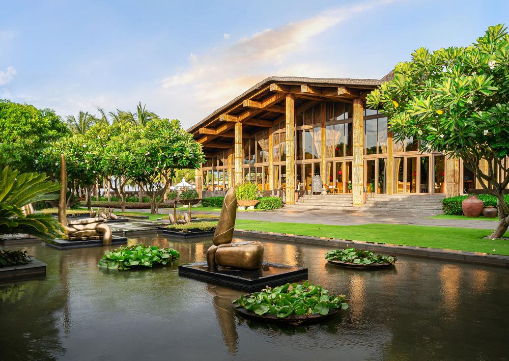 Naman Retreat/峴港/越南/旅遊/全球奢華精品酒店/Hay Hay