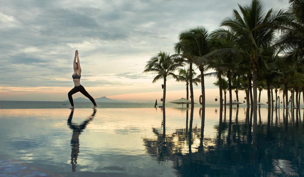Naman Retreat/峴港/越南/旅遊/全球奢華精品酒店/游泳池