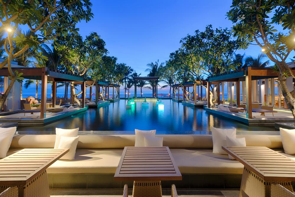 Naman Retreat/峴港/越南/旅遊/全球奢華精品酒店/B Lounge