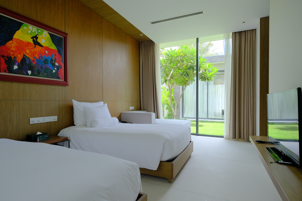 Naman Retreat/峴港/越南/旅遊/全球奢華精品酒店/花園景觀別墅