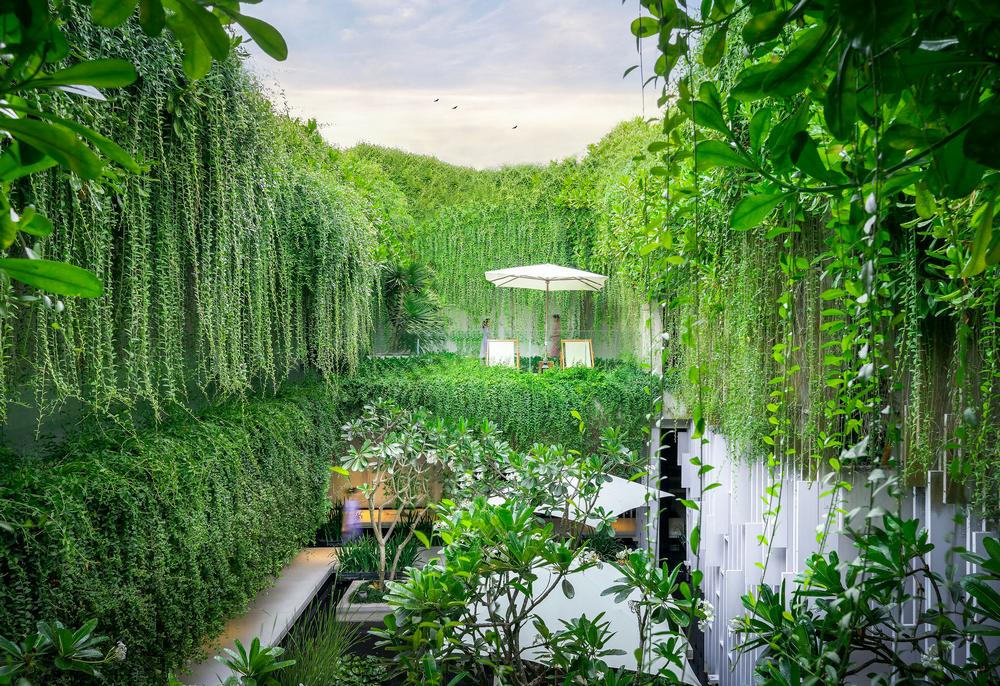 Naman Retreat/峴港/越南/旅遊/全球奢華精品酒店/Pure Spa