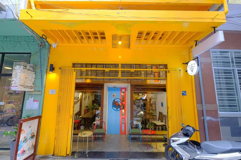 越南/峴港/The Espresso Station/小巷咖啡館/峴港必訪