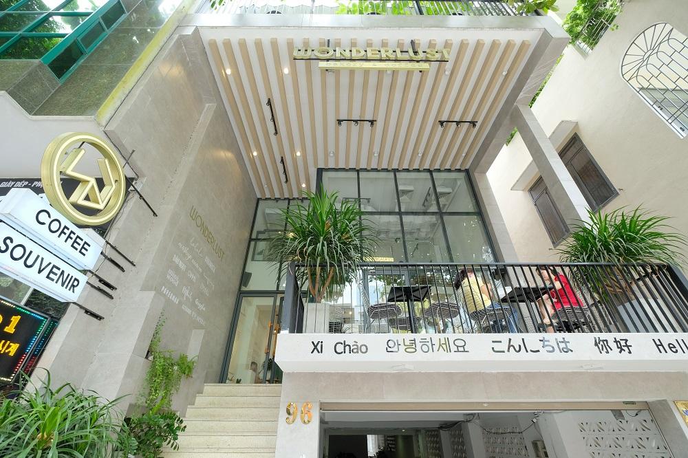 越南/峴港/Wonderlust Cafe & Bakery/越式咖啡/文青/夢幻咖啡館