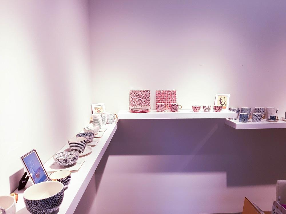 城北洞/首爾/韓國/60畫廊/藝廊/韓國當代藝術/陶藝展