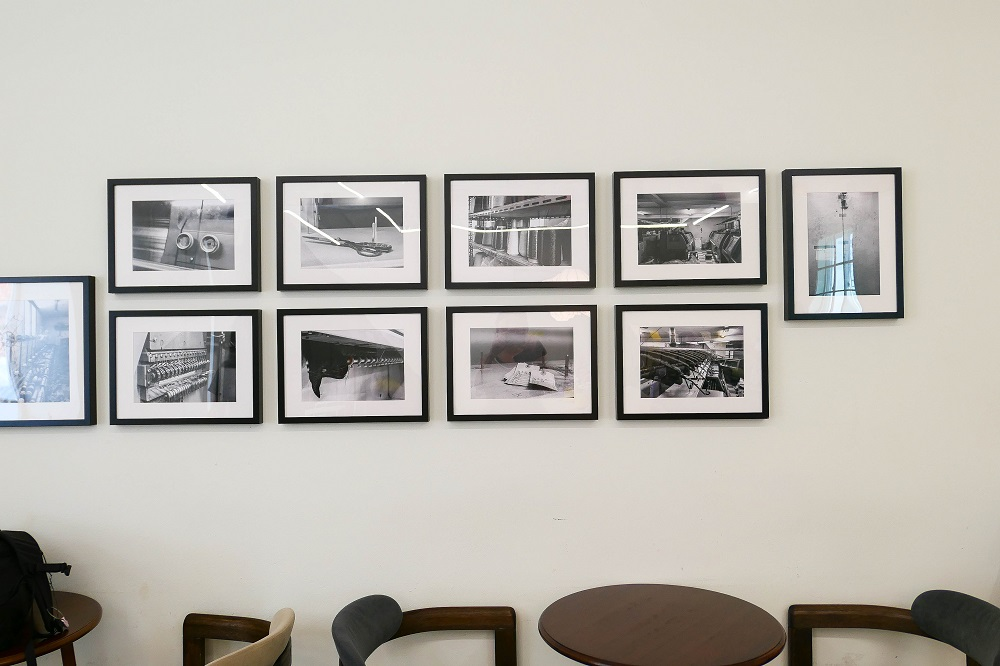 Le Montblanc/首爾/韓國/美拍甜點/編織工廠/黑白照片/溫暖系咖啡廳