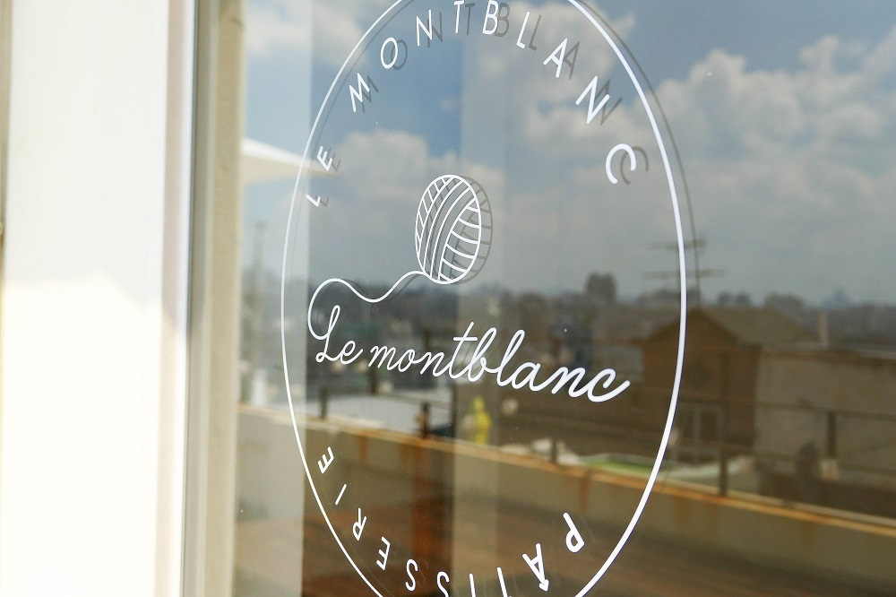 Le Montblanc/首爾/韓國/編織工廠/毛線抱枕/毛線球蛋糕/網紅甜點店
