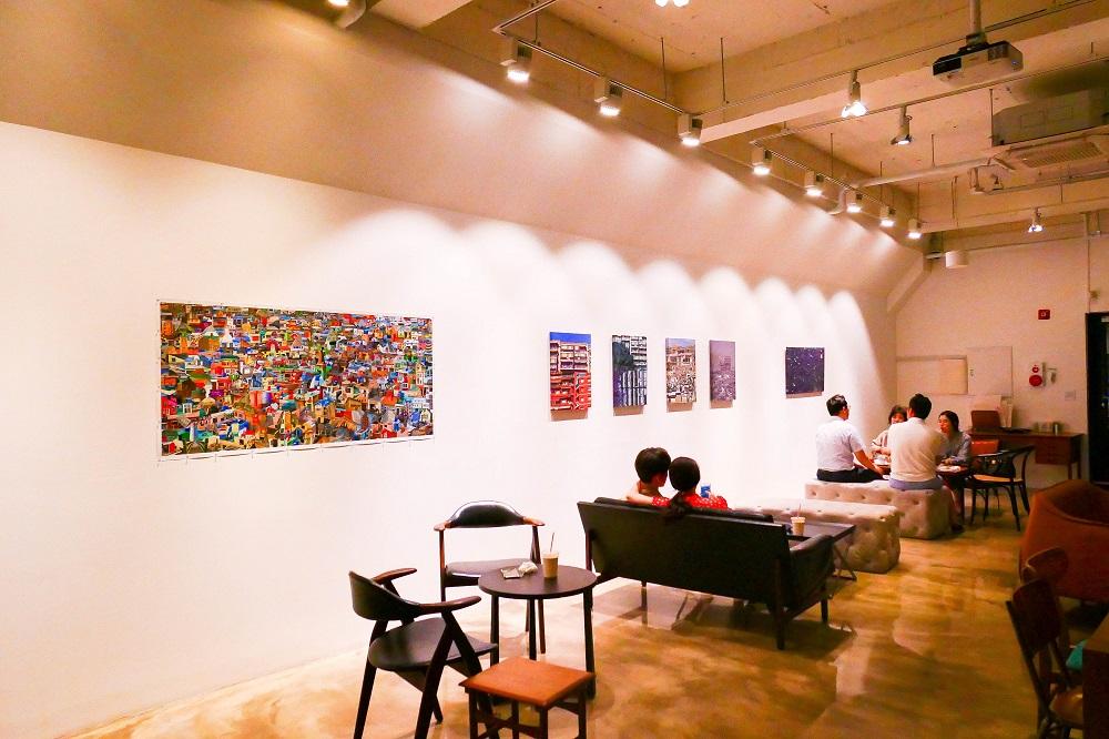 SAYOO/首爾/韓國/多媒體藝術空間/藝廊/主題咖啡廳