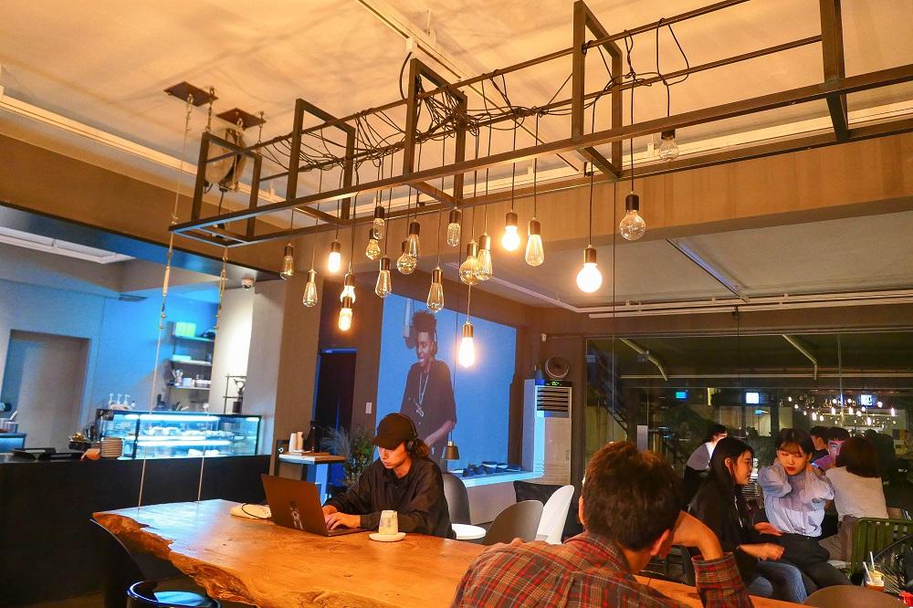 Before Grey/首爾/韓國/網紅咖啡甜點/文青必訪