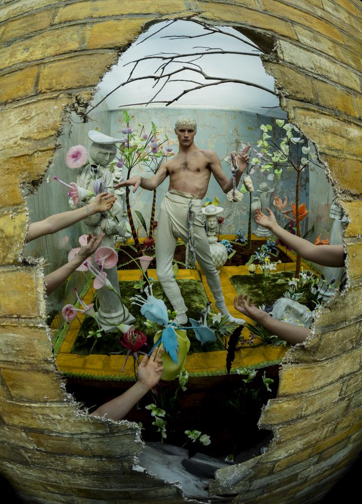 V&A Museum/倫敦/英國/旅遊/Tim Walker/特展/時尚攝影
