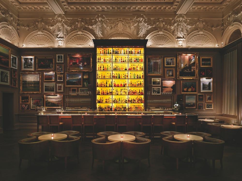 酒吧/The London EDITION/倫敦/英國