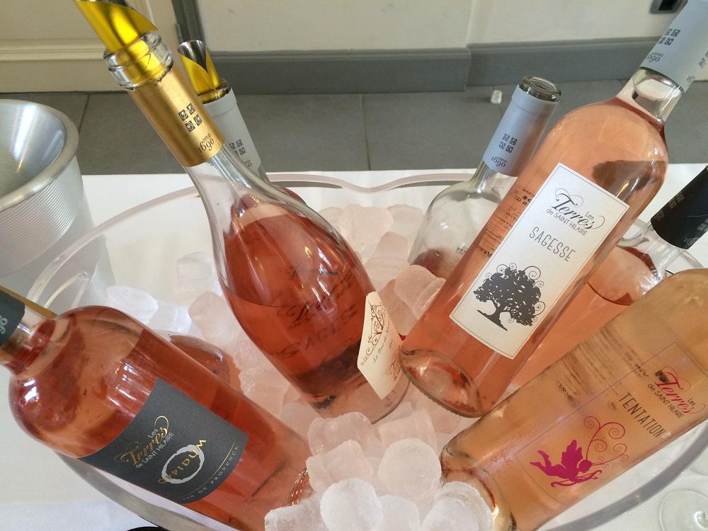 粉紅酒/普羅旺斯酒莊